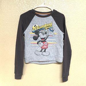 Disneyland resort Mikey mouse sweatshirt